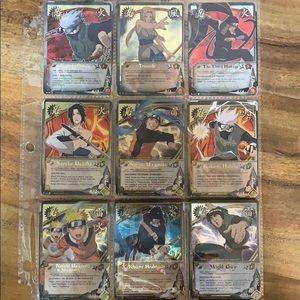 Naruto Cards Mystery Box